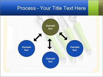 Green Kitchen Utensils PowerPoint Template - Slide 91