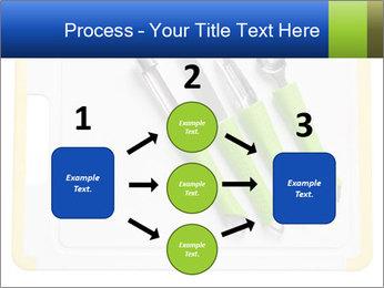 Green Kitchen Utensils PowerPoint Template - Slide 92
