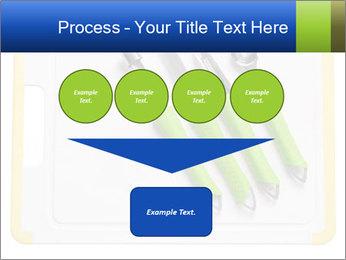 Green Kitchen Utensils PowerPoint Templates - Slide 93
