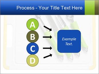 Green Kitchen Utensils PowerPoint Template - Slide 94