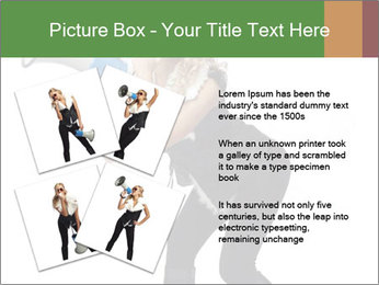 Fashion Model Makes Announcement PowerPoint Template - Slide 23