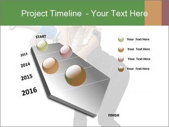 Fashion Model Makes Announcement PowerPoint Template - Slide 26