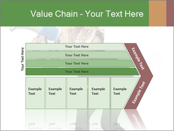 Fashion Model Makes Announcement PowerPoint Template - Slide 27