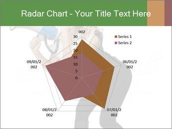 Fashion Model Makes Announcement PowerPoint Template - Slide 51