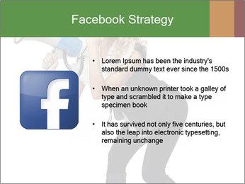 Fashion Model Makes Announcement PowerPoint Template - Slide 6