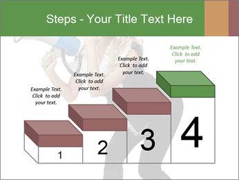 Fashion Model Makes Announcement PowerPoint Template - Slide 64