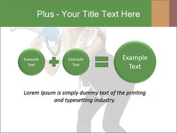 Fashion Model Makes Announcement PowerPoint Template - Slide 75