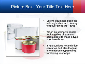 Food Containers PowerPoint Templates - Slide 13