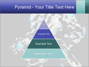 Robot Illustration PowerPoint Template - Slide 30