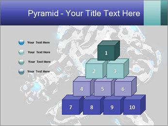 Robot Illustration PowerPoint Template - Slide 31