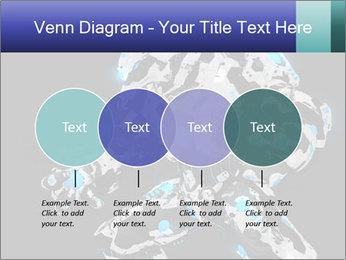 Robot Illustration PowerPoint Template - Slide 32