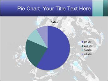 Robot Illustration PowerPoint Template - Slide 36