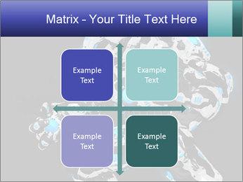 Robot Illustration PowerPoint Template - Slide 37