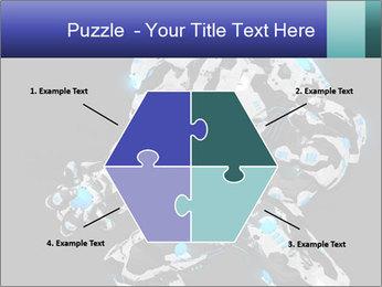 Robot Illustration PowerPoint Template - Slide 40