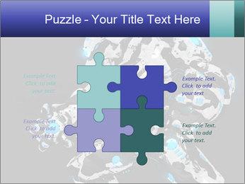 Robot Illustration PowerPoint Templates - Slide 43