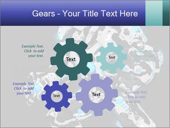 Robot Illustration PowerPoint Templates - Slide 47