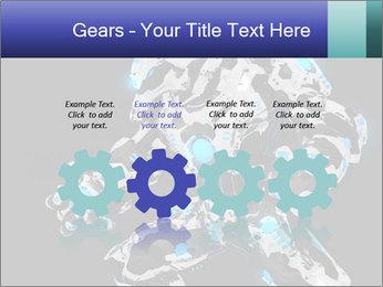 Robot Illustration PowerPoint Templates - Slide 48