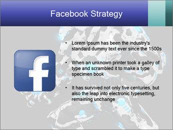 Robot Illustration PowerPoint Template - Slide 6