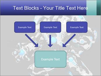 Robot Illustration PowerPoint Template - Slide 70