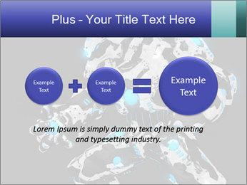 Robot Illustration PowerPoint Template - Slide 75