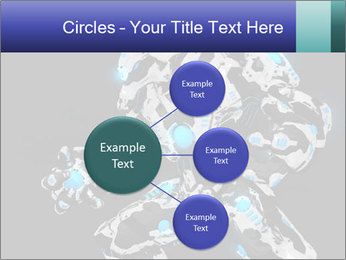 Robot Illustration PowerPoint Templates - Slide 79