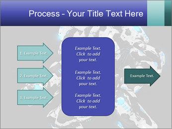 Robot Illustration PowerPoint Templates - Slide 85