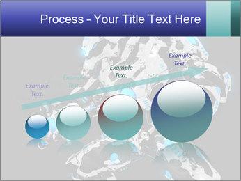 Robot Illustration PowerPoint Templates - Slide 87