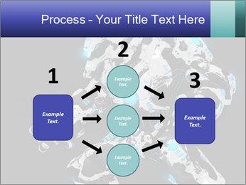 Robot Illustration PowerPoint Templates - Slide 92