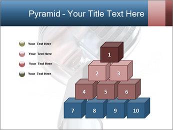 3D Microphone PowerPoint Template - Slide 31