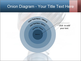 3D Microphone PowerPoint Template - Slide 61