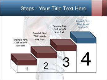 3D Microphone PowerPoint Template - Slide 64