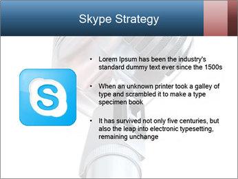 3D Microphone PowerPoint Template - Slide 8