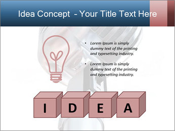3D Microphone PowerPoint Template - Slide 80