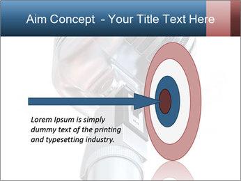 3D Microphone PowerPoint Template - Slide 83