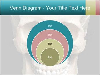 Real Model of Human Skull PowerPoint Templates - Slide 34