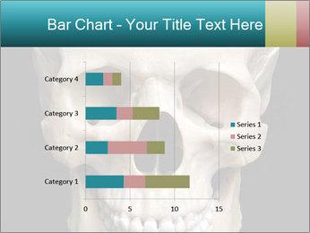 Real Model of Human Skull PowerPoint Templates - Slide 52