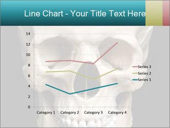 Real Model of Human Skull PowerPoint Templates - Slide 54