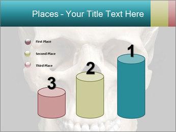 Real Model of Human Skull PowerPoint Templates - Slide 65
