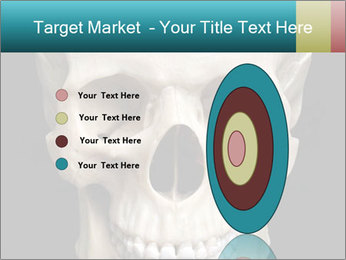 Real Model of Human Skull PowerPoint Templates - Slide 84