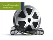 Retro Media Film PowerPoint Templates