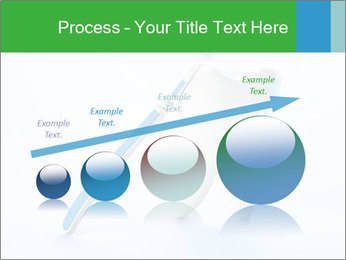 White Tooth and Brush PowerPoint Template - Slide 87