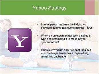 Aerobics Class PowerPoint Templates - Slide 11
