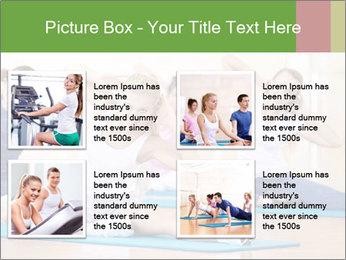 Aerobics Class PowerPoint Templates - Slide 14