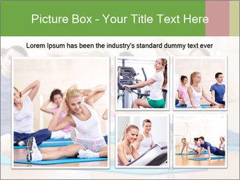 Aerobics Class PowerPoint Templates - Slide 19