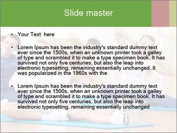 Aerobics Class PowerPoint Templates - Slide 2