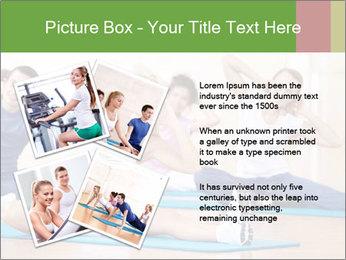 Aerobics Class PowerPoint Templates - Slide 23