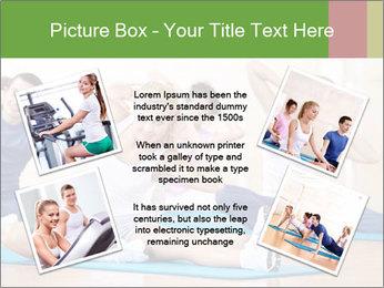 Aerobics Class PowerPoint Templates - Slide 24