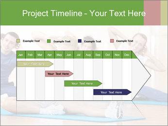 Aerobics Class PowerPoint Templates - Slide 25