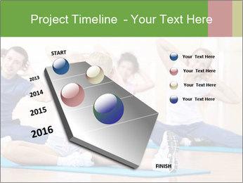Aerobics Class PowerPoint Templates - Slide 26