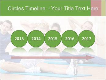 Aerobics Class PowerPoint Templates - Slide 29